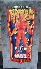 HUMAN TORCH statue~Johnny Storm~Bowen Designs~Fantastic Four~FF~Avengers~NIB