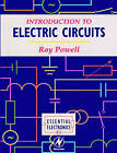 Introduction to Electric Circuits by Ray Powell (Paperback, 1995)