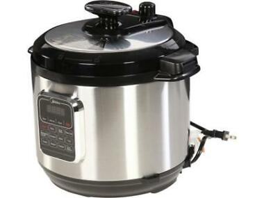 Midea 11 Preset 6.3 qt. Pressure Cooker