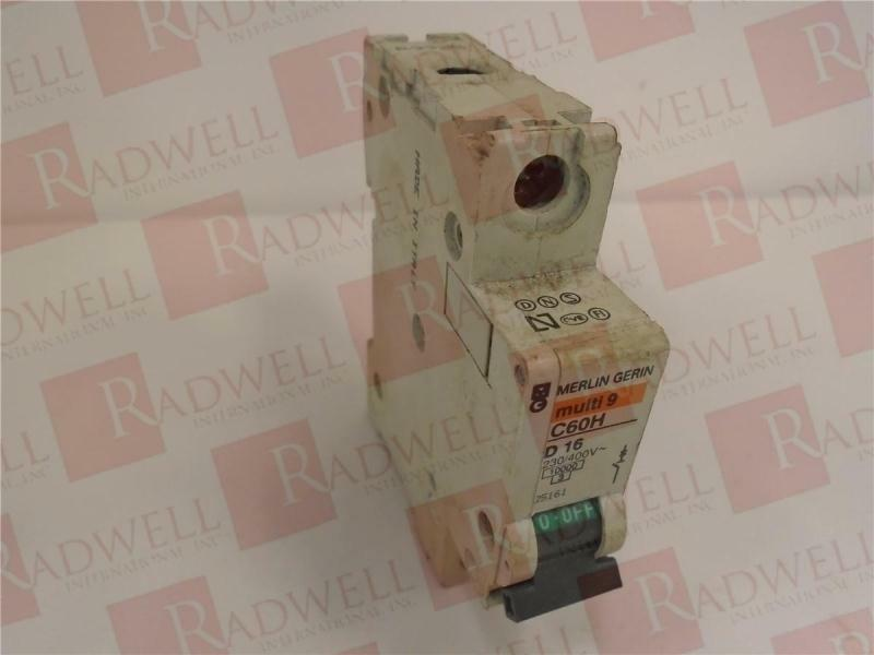 SCHNEIDER ELECTRIC MG25161   MG25161 (USED TESTED CLEANED)