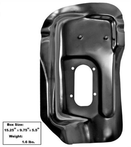 1962-67 Chevy Nova Piso Pan Shifter Pod Automático Novo Dii