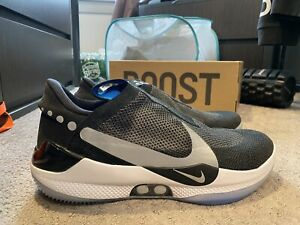 Nike Adapt bb with charger Black/silver