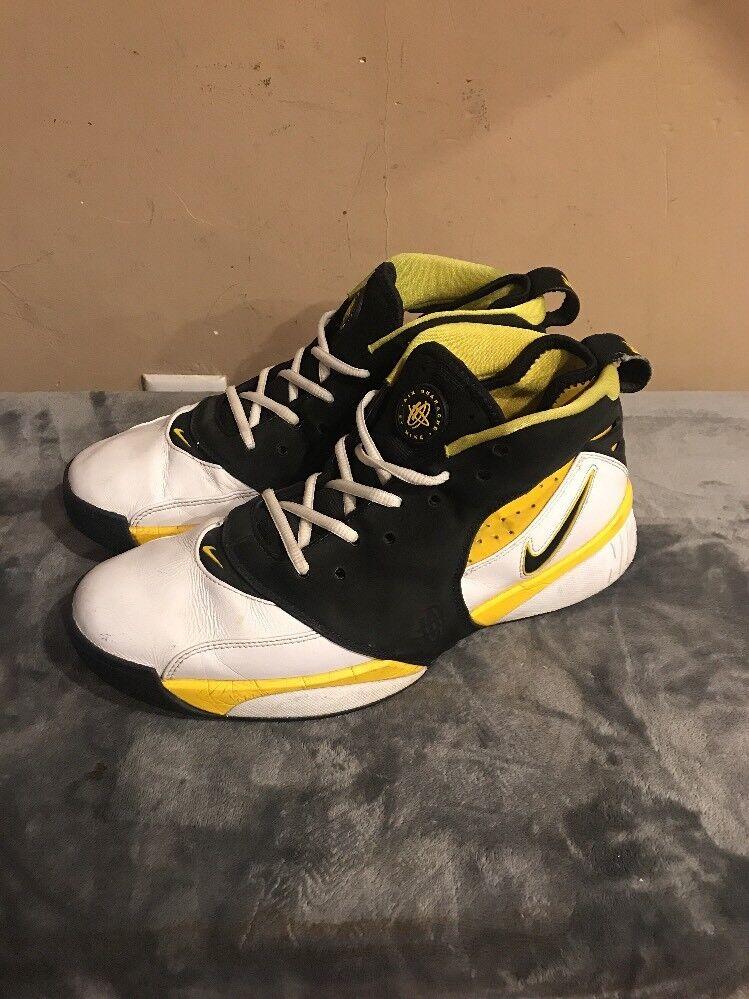 Nike Air Zoom huarache 313386-102 64 Elite basketball Zapatos 313386-102 huarache nosotros cómodo barato y hermoso moda e90191