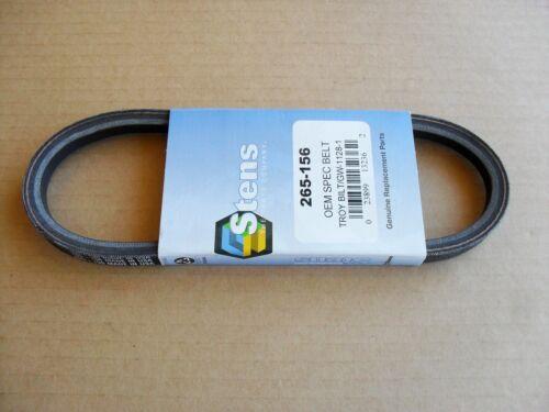 GW11281 1128-1 Courroie d/'Entraînement Pour Troy Bilt Horse 2 Vitesse Roto Tiller GW1128 1128