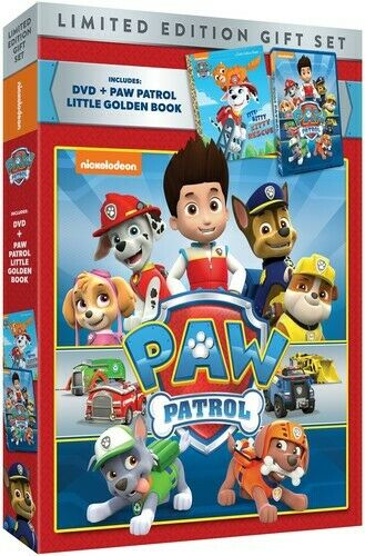 PAW Patrol (Limited Edition) DVD NEW