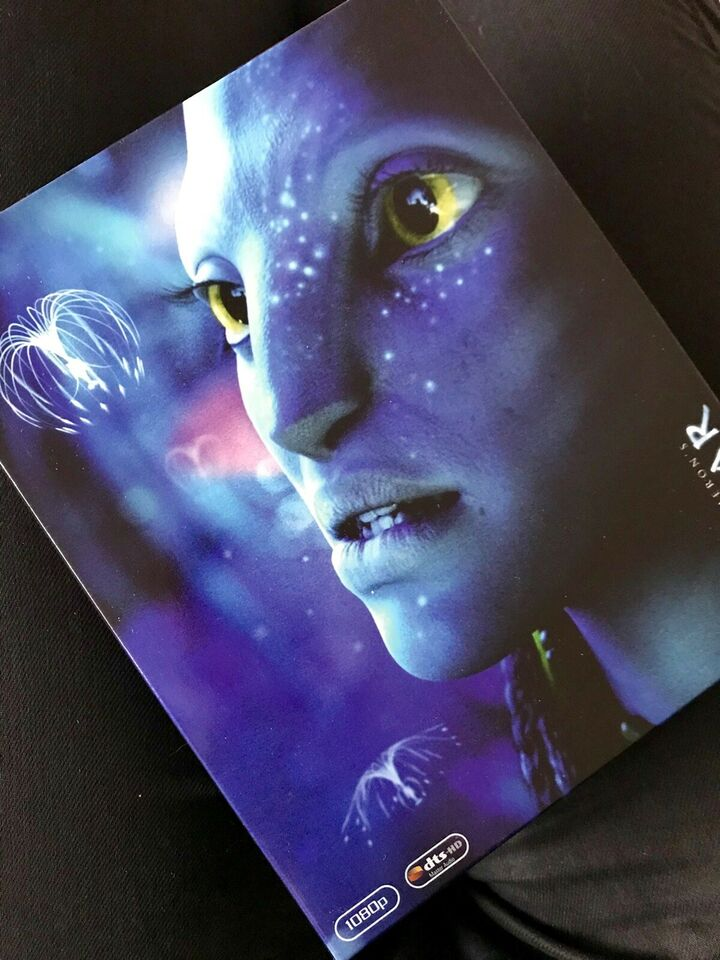 Avatar extended collector's 6 disc edition, instruktør