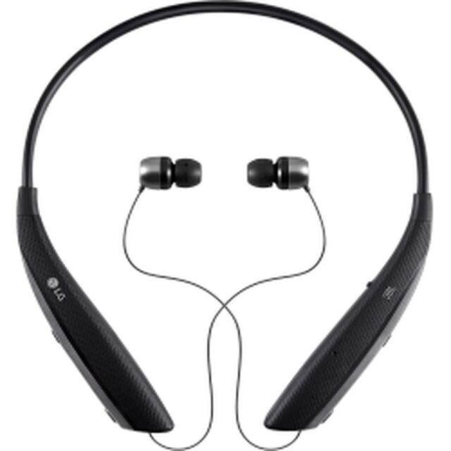 Lg Tone Ultra Hbs 820 Wireless In Ear Bluetooth Headphones Black For Sale Online Ebay