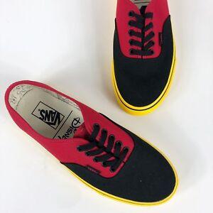 zapatillas vans disney mujer