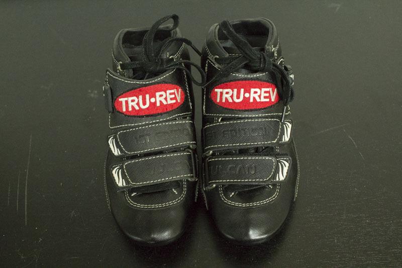 Inline racing speed boot  by Trurev.  on sale