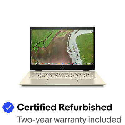 "HP Chromebook x360 Notebook PC 14"" HD Intel Core i3 8GB RAM Chrome OS™"