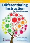 Differentiating Instruction for Gifted Learners: A Case Studies Approach by Cecelia Boswell, Christine Weber, Wendy Behrens (Paperback / softback, 2016)