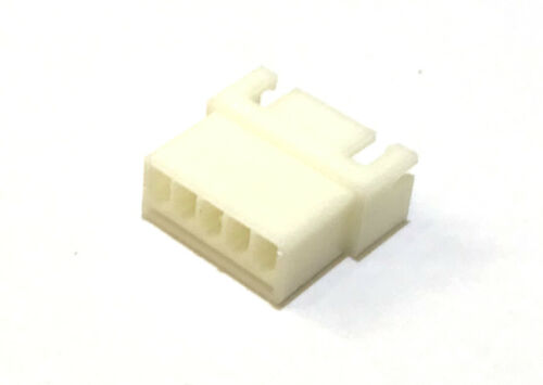 50 SETS 2.5MM XHD JST 5-Pin Male Connector Housing Plug with Crimp Contact Pin