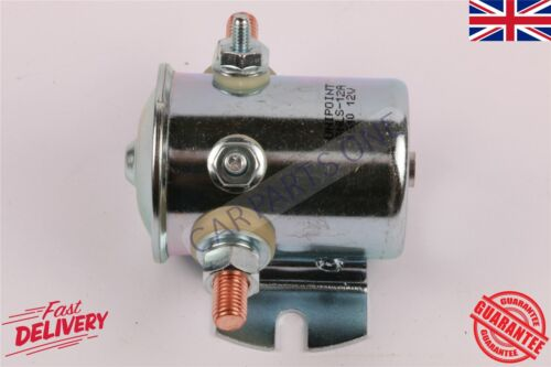 Unipoint SNLS12A CARGO 132939 Metal Mars Starter Solenoid 12A