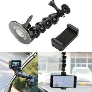Car-Mount-Suction-Cup-Bracket-Action-Camera-Accessorie-for-gopro-Hero-6-5-Camera