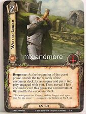 Lord of the Rings LCG - #005 Wait no Longer - The Mumakil