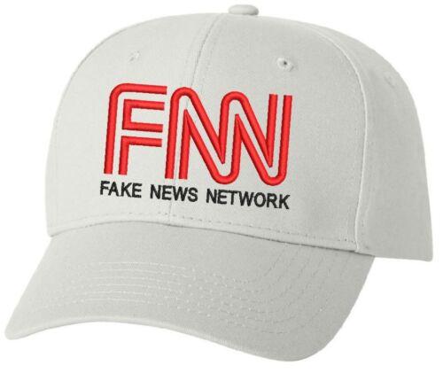 New White Cap FAKE NEWS AWARD Russia ABC PMSNBC CNN MAGA Donald Trump 2020 Hat