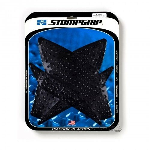 YAMAHA YZF-R1,2015-2016 schwarz STOMPGRIP Traction Pads RN32