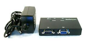 Startech-2-Port-VGA-Over-Cat5-Video-Extender-Transmitter-ST1212T-Startech-Com