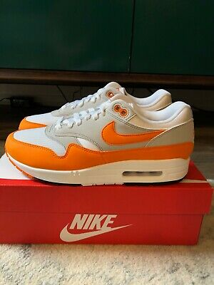 Nike Air Max 1 Anniversary Orange | eBay