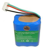 Battery Fits / Replaces Irobot Braava 380 380t Mint 5200 5200c Cleaner 4409709