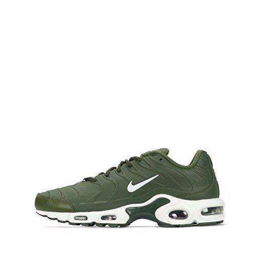 Mens Nike Air Max Plus VT Legion Grün Running Trainers 505819 300