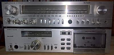 Grundig R 1000-2  +   Grundig CF 5100