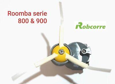SPAZZOLA LATERALE MOTORE MOTORINO ORIGINALE PER IROBOT ROOMBA SERIE 800 860 870 880 890