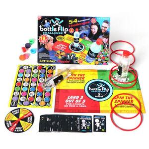 54 bouteille Flip Board jeu 18Pc Pièce Enfants Famille cadeau de Noël présent 2-6 joueurs  </span>