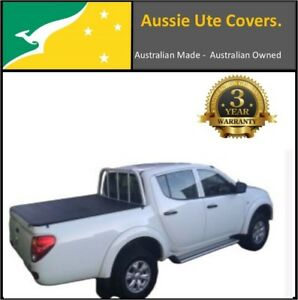 Mitsubishi Mn Triton Dual Cab Ute Tub Oct 09 Jun15 Tonneau Cover