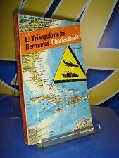 Libro EL TRIANGULO DE LAS BERMUDAS de Charles Berlizt