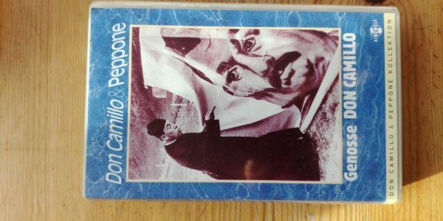 VHS-Videokassette: Genosse Don Camillo