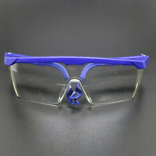 Lab Medical Protective Goggles Clear Safety Eyes Eyewear Glasses Anti-fog Dust