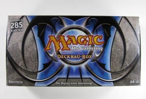Magic:The Gathering Deckbau Box 2011 Deutsch