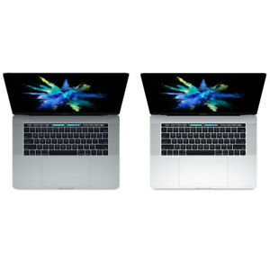 """Apple 15"""" MacBook Pro TouchBar 2.8GHz i7 16GB 256GB SSD MPTR2LL/A MPTU2LL/A"""