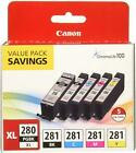 Canon (2021C007) Ink Cartridge - 5 Pack