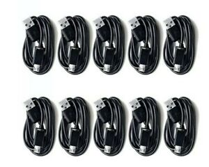 10Pack-Micro-USB-Charger-Fast-Charging-Cable-For-Samsung-Android-Phone-LG-Black