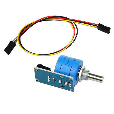 3590S-2-103L 10turns Rotation potentiometer Module & 3pin cable for Arduino