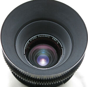 Cooke-Velocita-Panchro-25mm-F-2-0-T2-2-Serie-3-743636-Bncr-EXC-Taylor-Hobson