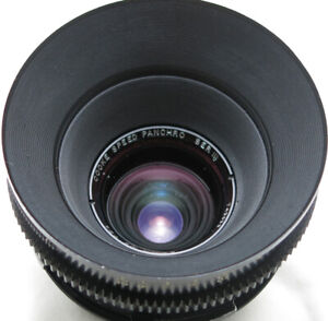 Cooke-Speed-Panchro-25mm-f-2-0-T2-2-Series-3-743636-BNCR-EXC-Taylor-Hobson
