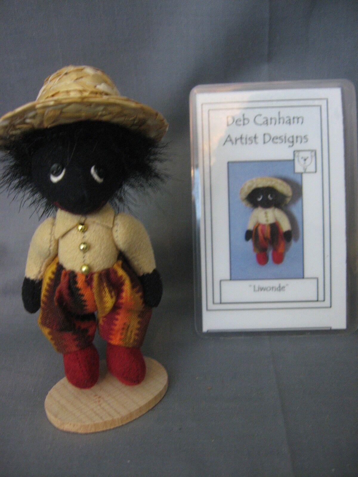 DEB CANHAM- LIWONDE - SAFARI CONVENTION - 2009 -  1 of 26 PIECES -