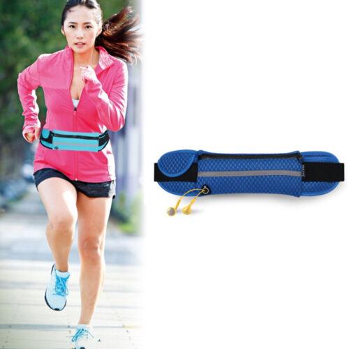Portable Universal Bag Sport Running Belt Cycling Waist Pack Bottle Holder Phone