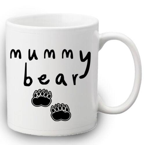Mummy Bear MugNew Mum GiftMum To Be PresentBabyMothers Day