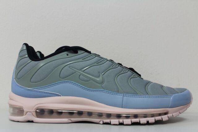 Nike Mens Air Max 97 Plus Mica Green Barely Rose Ah8144 300 Size 15