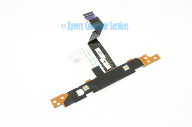 GRD A LS-8863P GENUINE OEM SAMSUNG TOUCHPAD BUTTON BOARD W// CABLE NP365E5C