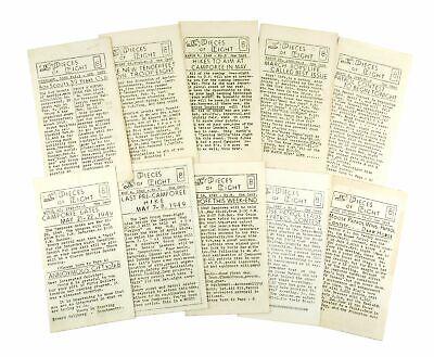 CUB SCOUTING FUNDAMENTALS VINTAGE 1951  BOY SCOUT
