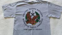 Marine Corps Itb Bravo Company Camp Geiger Usmc Short Sleeve T-shirt