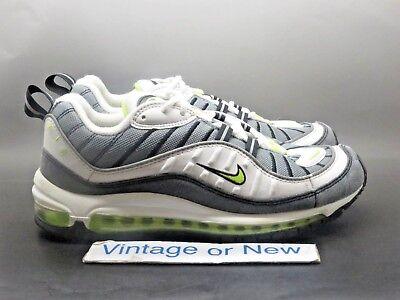Men's Nike Air Max '98 Neon Volt 2014