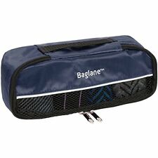 NEW Baglane Packing Cube Bags - TechLife Nylon Travel Luggage (Navy Blue, XS)