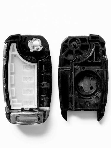 Fits Kia Ceed Sportage Sorento 3 Button Flip Remote Key Fob Case