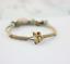 miniature 7 - Bracelet Flower Daisy Beads Girls Ceramic Charm Jewellery Silver Ankle Girls